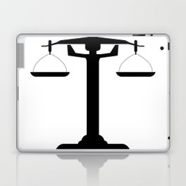 weight scale Laptop & iPad Skin