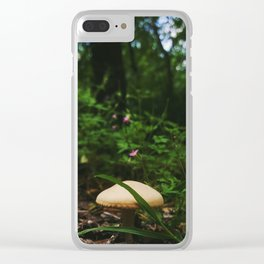 Faerie View Clear iPhone Case