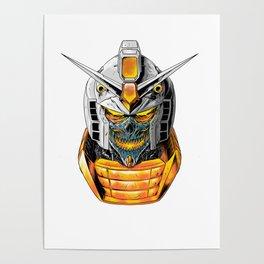 gundam rx 78 Poster