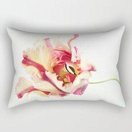 Raspberry and vanilla I Rectangular Pillow