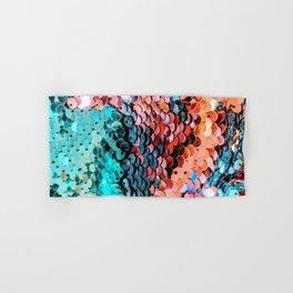 Sequin Hand & Bath Towel