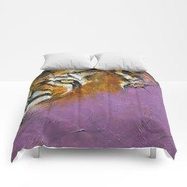 Shadow Tiger Comforters