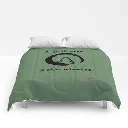 Zen Cat 2 Comforters