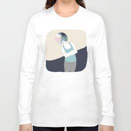 YING-YANG Long Sleeve T-shirt