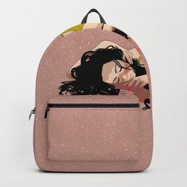 music heals Backpack