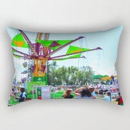 Sky Hawk Rectangular Pillow