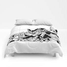 Best Villains : Cell Comforters
