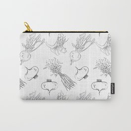 Vegetable pattern Carry-All Pouch