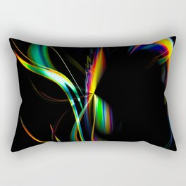 Abstract perfection 202 Rectangular Pillow