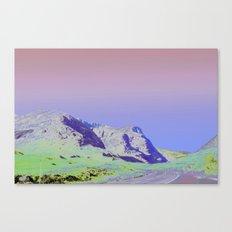 Chromascape 37 (highlands) Canvas Print