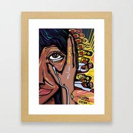 Revelation 21 Framed Art Print
