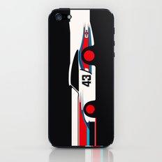 Moby Dick - Vintage Porsche 935/70 Le Mans Race Car iPhone & iPod Skin