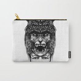 WolfGirl Second Carry-All Pouch