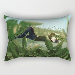 Reminiscence pt.2 Rectangular Pillow