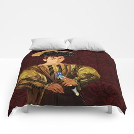 10th Doctor who long long time ago parody Comforters