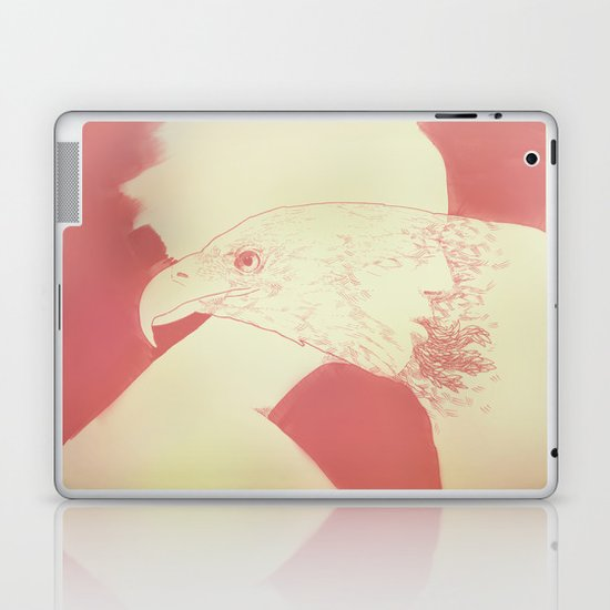 """""""Once I Was an Eagle"""" by Justin Hopkins Laptop & iPad Skin"""