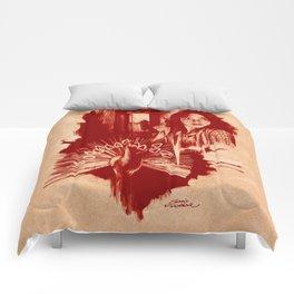 Homage to Suspiria Comforters