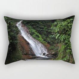 Peruvian Waterfall II Rectangular Pillow