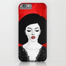 Cierra los ojos iPhone 6s Slim Case