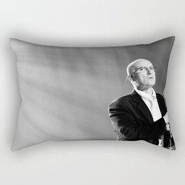 Phil Collins Rectangular Pillow