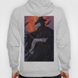 Leave the hunting of hunters to me Hoody