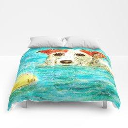 Jack Russell Terrier Comforters