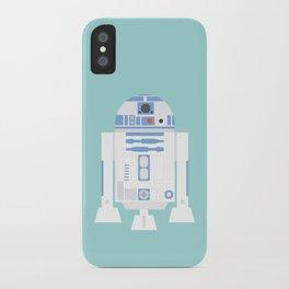 #92 R2D2 iPhone Case
