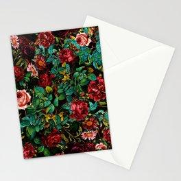 Rose Night Garden Stationery Cards