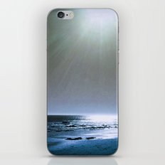 Silver and Gold iPhone & iPod Skin