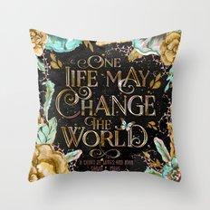 ACOWAR - One Life Throw Pillow