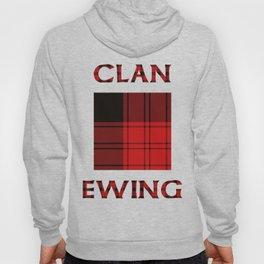 Clan Ewing Tartan Hoody