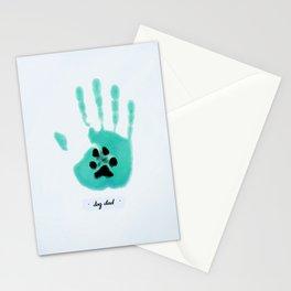 Dog Dad Stationery Cards