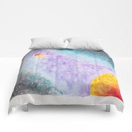 Galatic Encounters Comforters