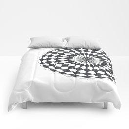Spheric Chess Comforters