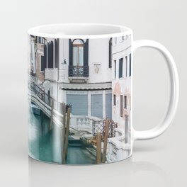 The Floating City - Venice Italy Architecture Photography Coffee Mug