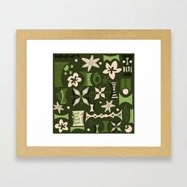 Rotuma Framed Art Print