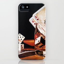 After Hours III iPhone Case