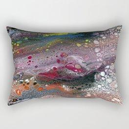 Indigo Flow Rectangular Pillow