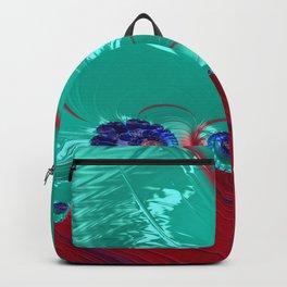 Grained Festiveness Fractal 9 Backpack