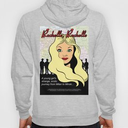 """Rochelle, Rochelle"" - fictional poster for the fictional movie in Seinfeld Hoody"