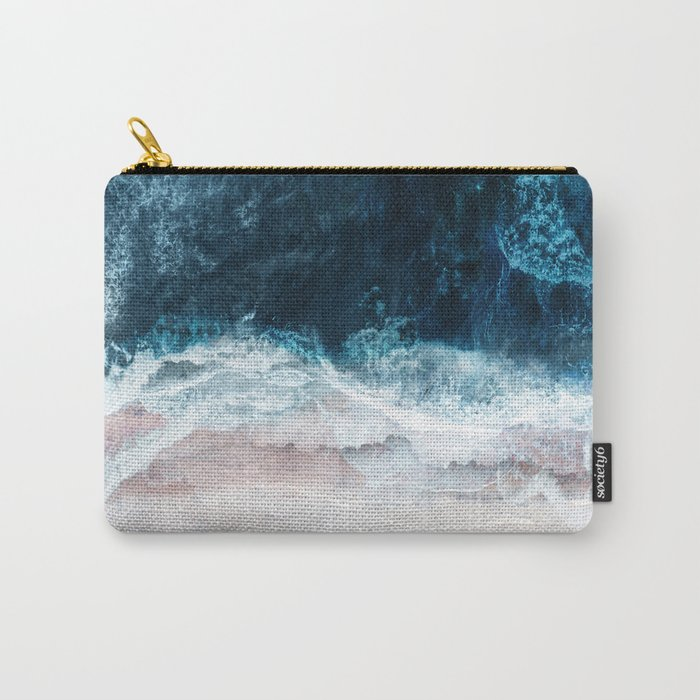 Blue Sea II Carry-All Pouch