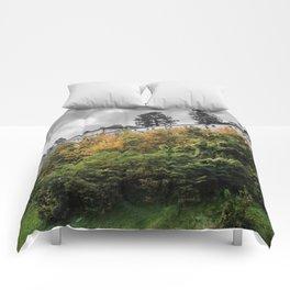 Cesky Krumlov Trees Comforters