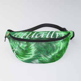 I´m Actually A Mermaid - Green Fanny Pack