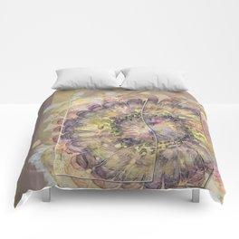 Consuetudinal Daydream Flowers  ID:16165-022110-37471 Comforters