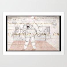 Birth Place Art Print