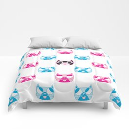 We are watching you. MEOW x 5 Comforters