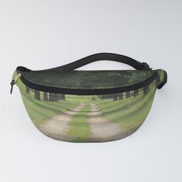 Covered Road with Tree's Fanny Pack