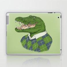 Argyle Crocodile Laptop & iPad Skin