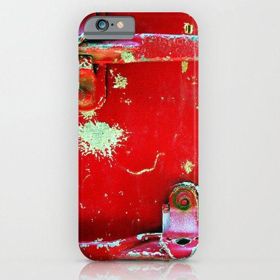 Corrosion iPhone & iPod Case