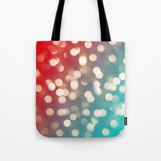 Lights & Gradients III Tote Bag